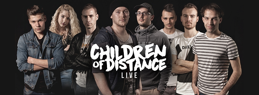 Children_of_Distance_-koncert_foto